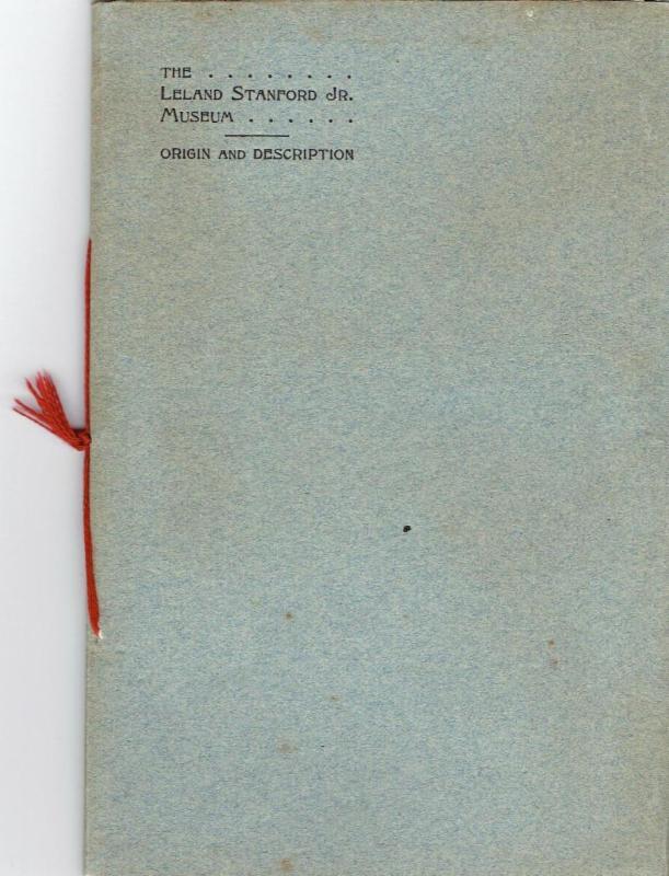 Pacific Coast Club Inaugural Volume 1927