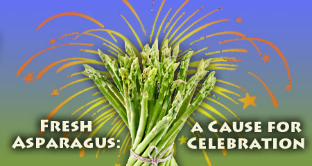 Celebrating asparagus