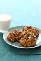 Avocado Oatmeal-Raisin Cookies
