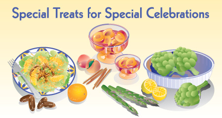 Special Treats for Special Celebrations