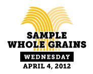 Sampling Day 2012