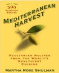 Mediterranean Harvest by Martha Rose Shulman