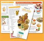 whole grain brochure