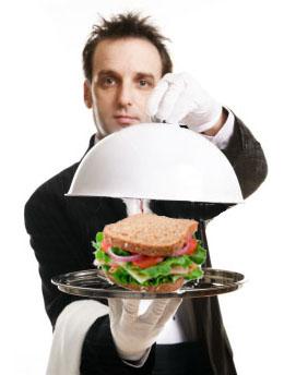 serving whole grains