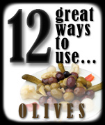 12 great ways to use olives