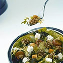 Walnut Stilton Salad