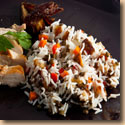 Date and wild rice