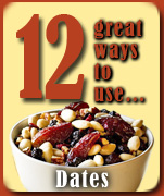 12 ways to use dates