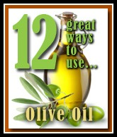 12 great ways to use olive oil