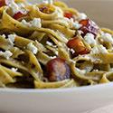 Date Pesto Pasta