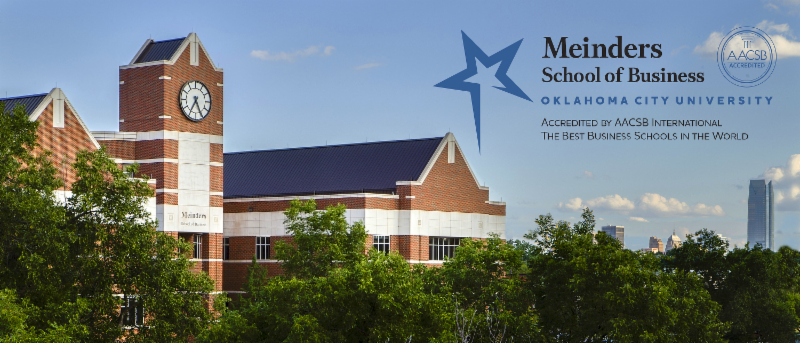 Meinders School of Business: Accredited by AACSB International
