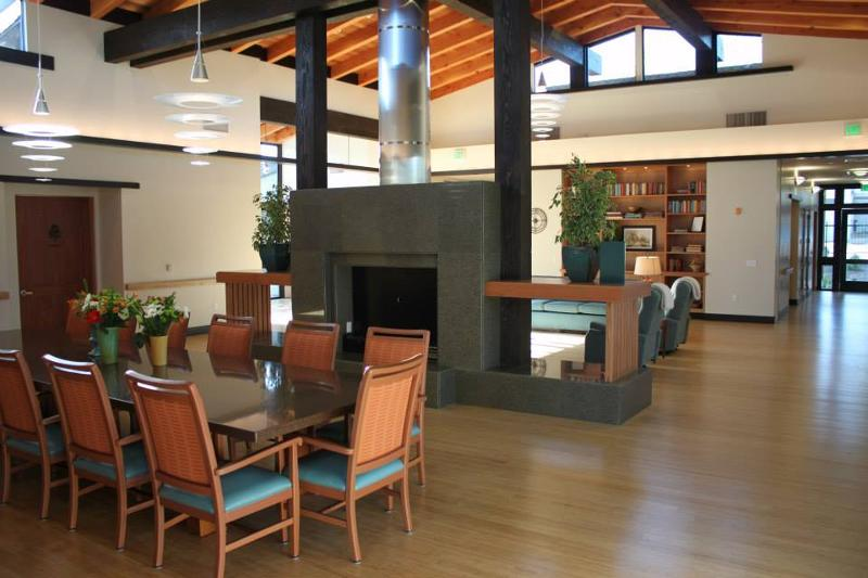 California Today Ushered In A New Era Of Nursing Home Care With The Opening  Of The Stateu0027s First Certified Green House Homes At Mt. San Antonio Gardens,  ...