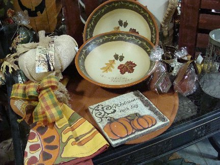 Fall items available at Hillermann Nursery and Florist