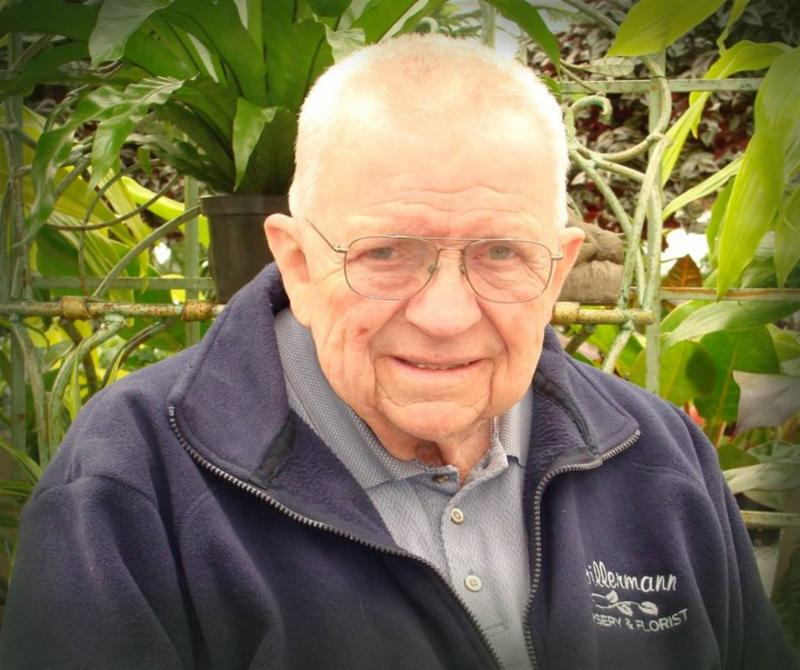 Bernie Hillermann Co-Founder of Hillermann Nursery & Florist