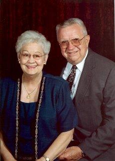 Bernie & Dottie Hillermann - January 2005