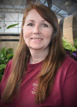 JoAnne Jolley, Garden Center Manager at Hillermann Nursery & Florist