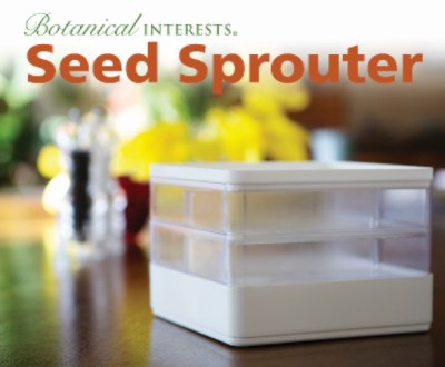 The Botanical Interests Seed Sprouter available at Hillermann Nursery and Florist