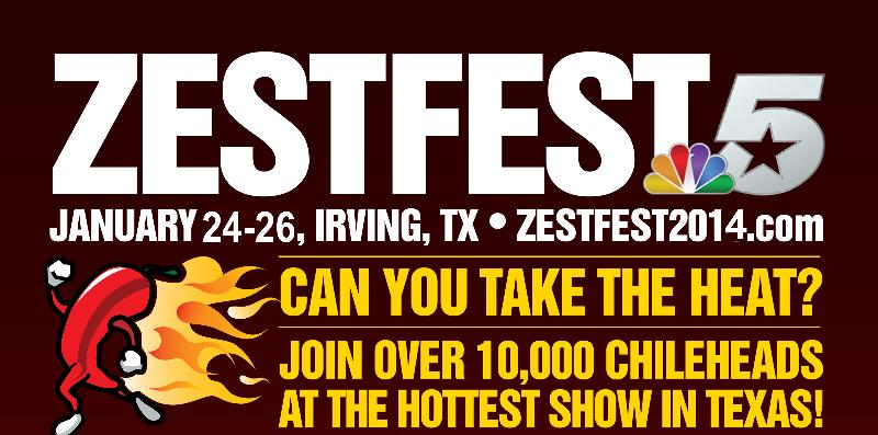 Zest Fest 2014 Logo