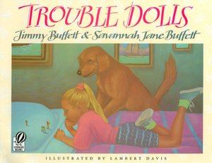 Trouble Doll Book