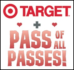 Pass of All Passes + $20 Target GIft Card