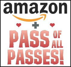 Pass of All Passes + $20 Amazon GIft Card
