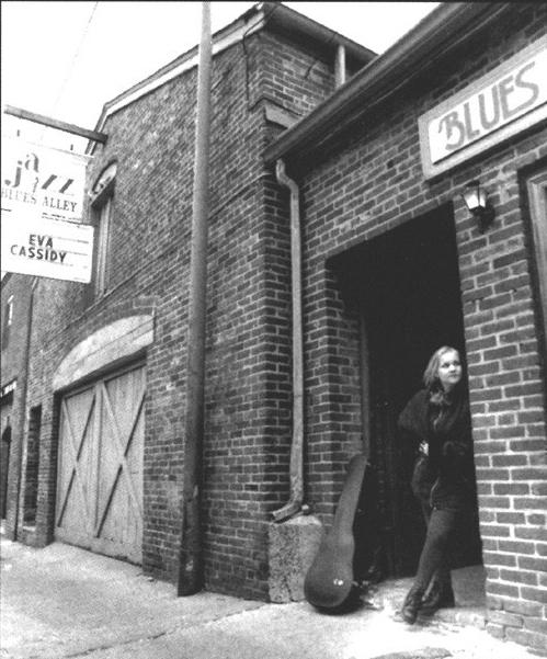 Eva Blue Alley cover photo