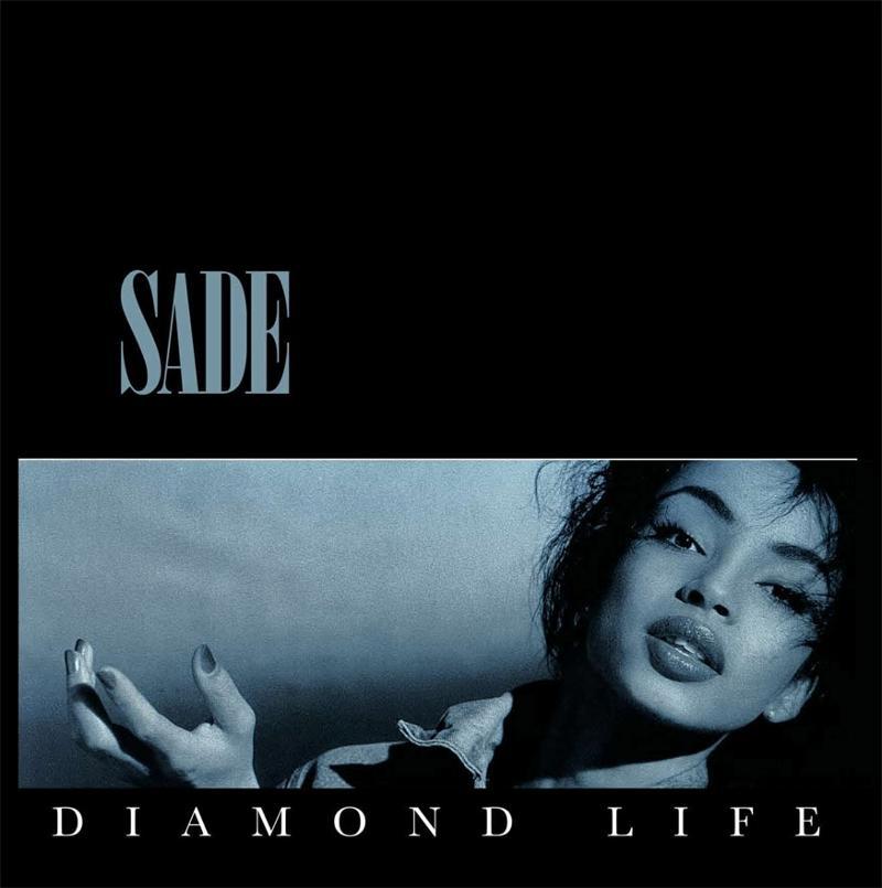 AF Sade Diamond Life cover