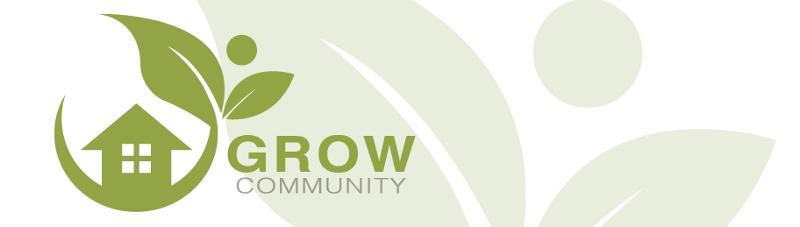 Grow Logo Header