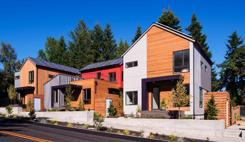 Grow Community Bainbridge Model Homes