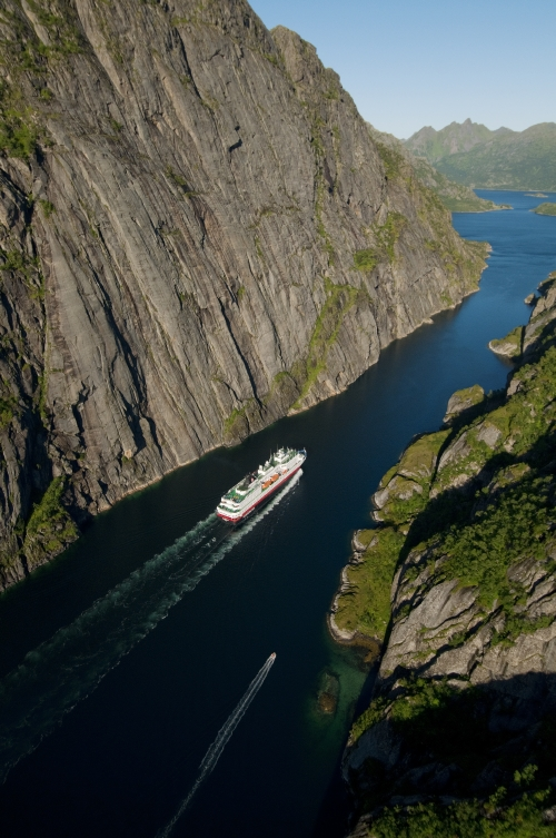 Norway Coastal Cruising