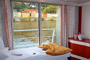 Riverboat Cabin