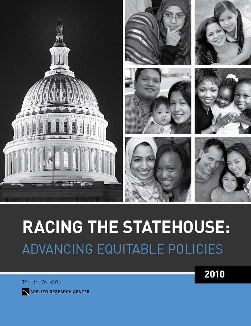 Racing The Statehouse: Advancing Equitable Policies