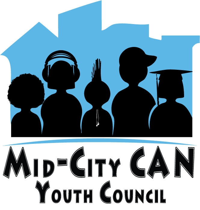 Mid-City CAN Youth Council Logo