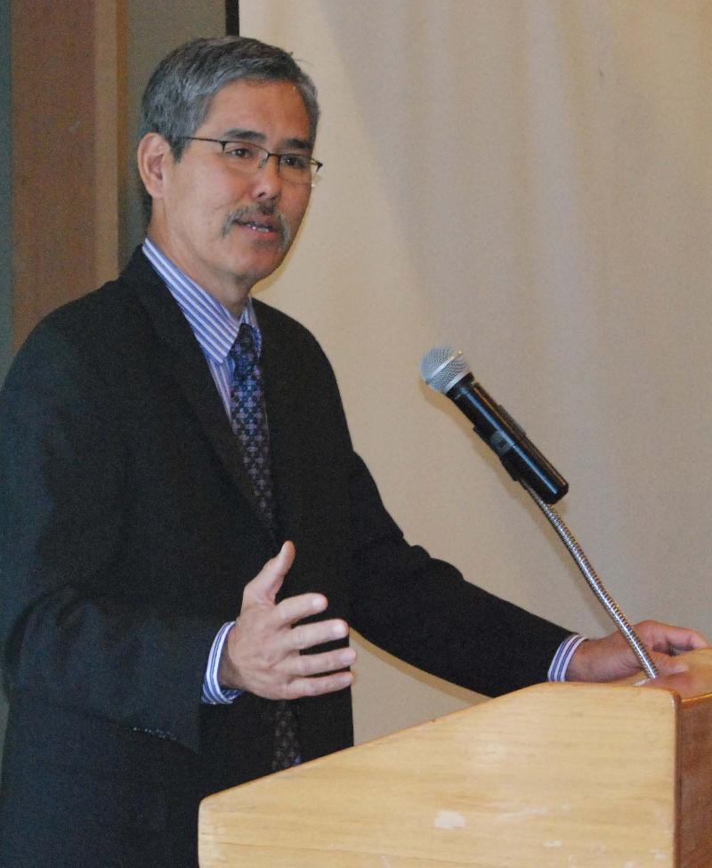 Randy Iwasaki of CCTA