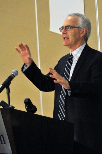 John King at CCUSA