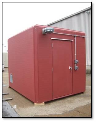 Red Shelter