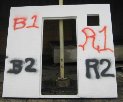 Graffiti-Free Buildings