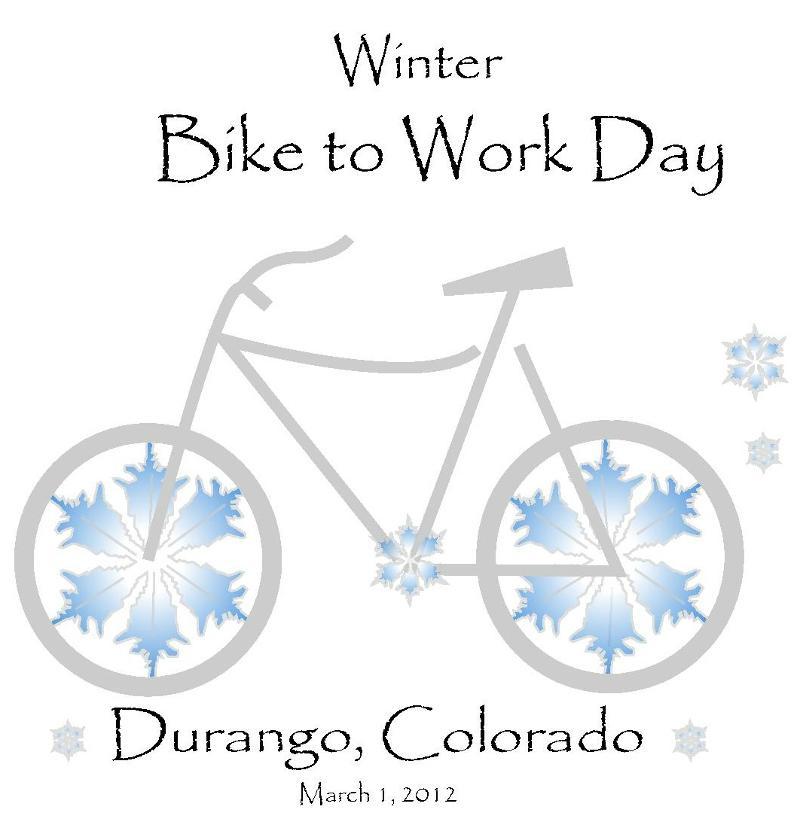 2012 Winter Bike to Work Day
