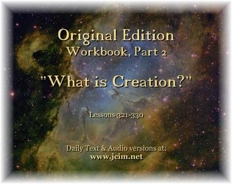 What Is Creation?