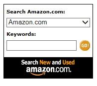 Amazon Search Box