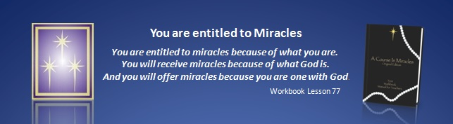 Course in Miracles Society