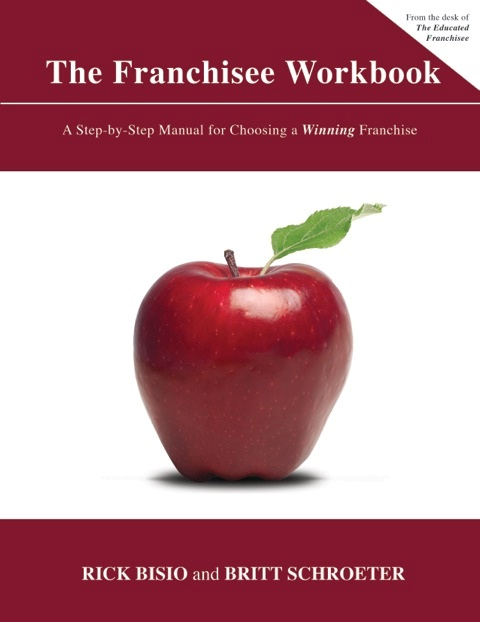 The Franchisee Workbook cover