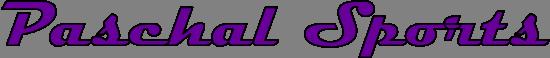Paschal Sports