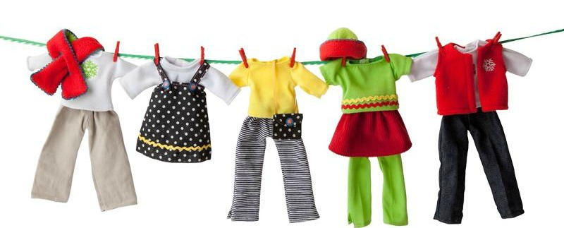 Mix and Match Clothesline