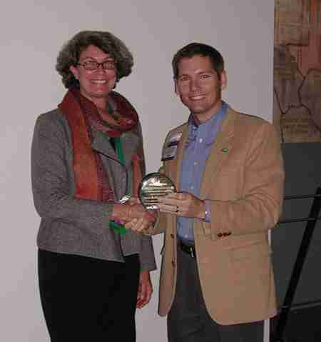 GBP Receives SBIC Award