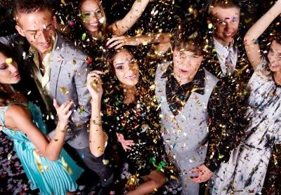 Teen new years eve party