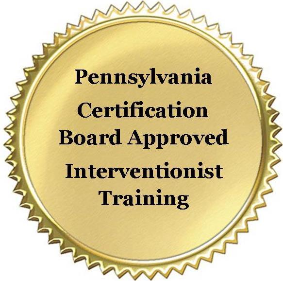 REGISTER TODAY! Interventionist Training in Chicago! Receive 27 ...