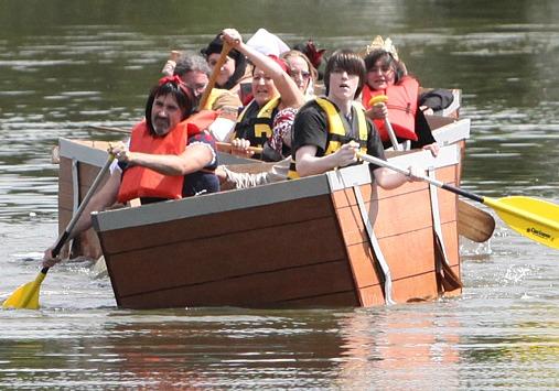 Hesed Boat Race
