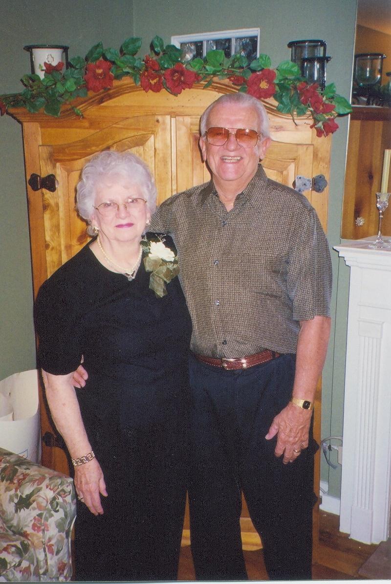 Mom & Dad 50th