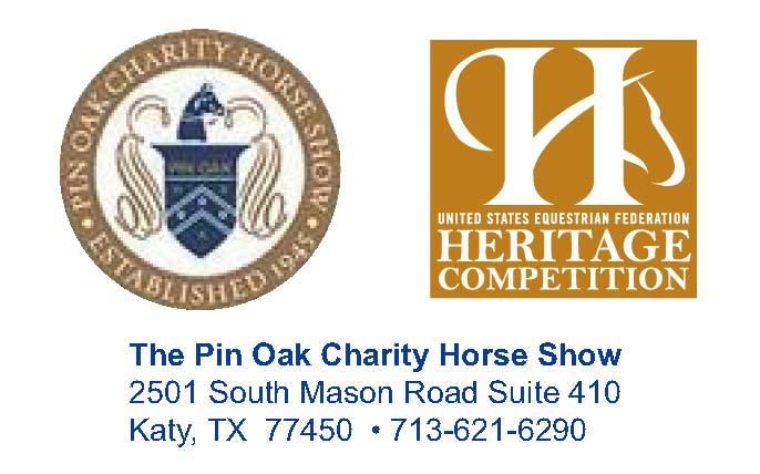 Pin Oak Events